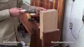 07 How To Build A Bed • Glue Removal Cleanup