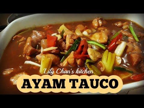 Ayam Tauco Ala Lc Youtube