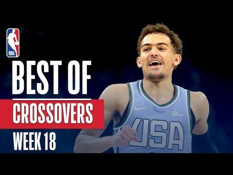 NBA's Best Crossovers | Week 18