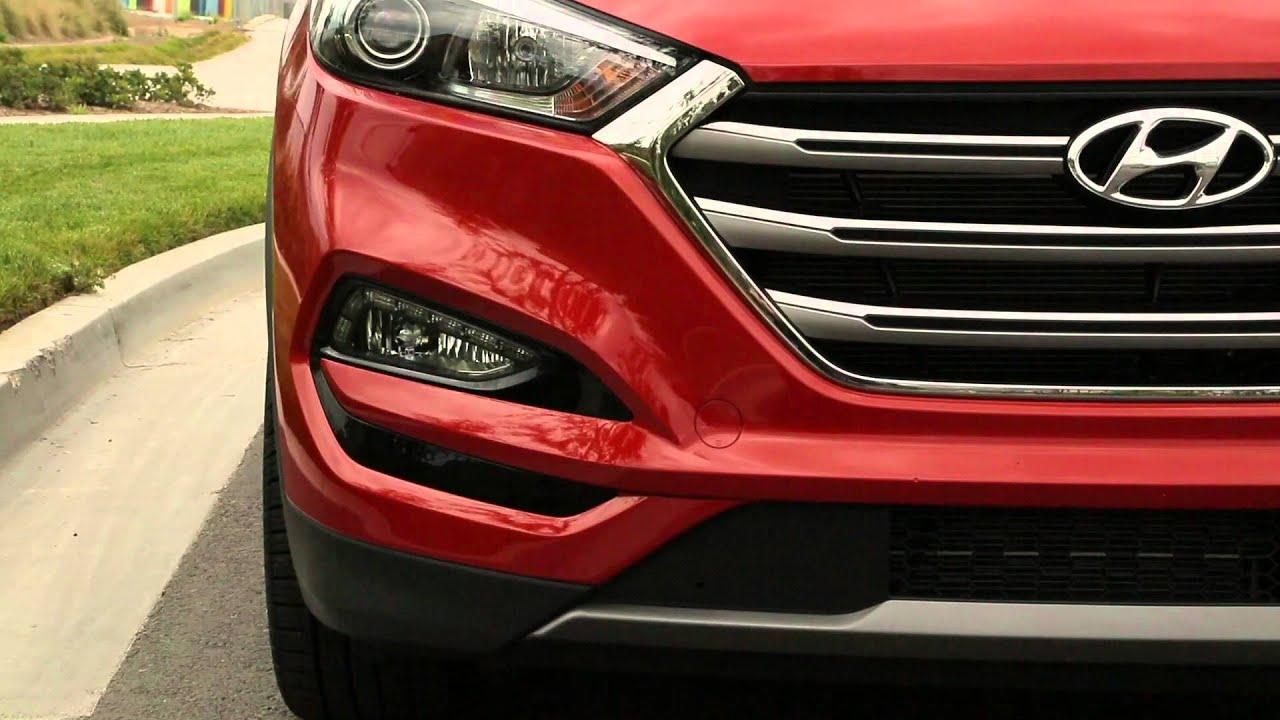 New 2016 Hyundai Tucson Static & Details - YouTube