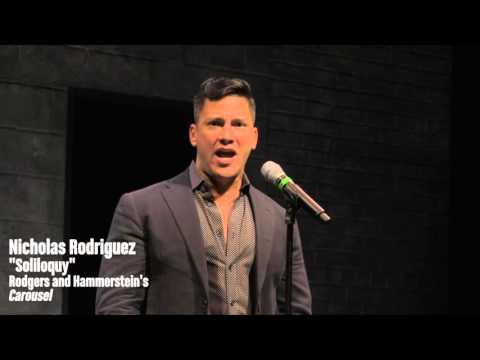 Highlight of the week: Carousel - Nicholas Rodriguez