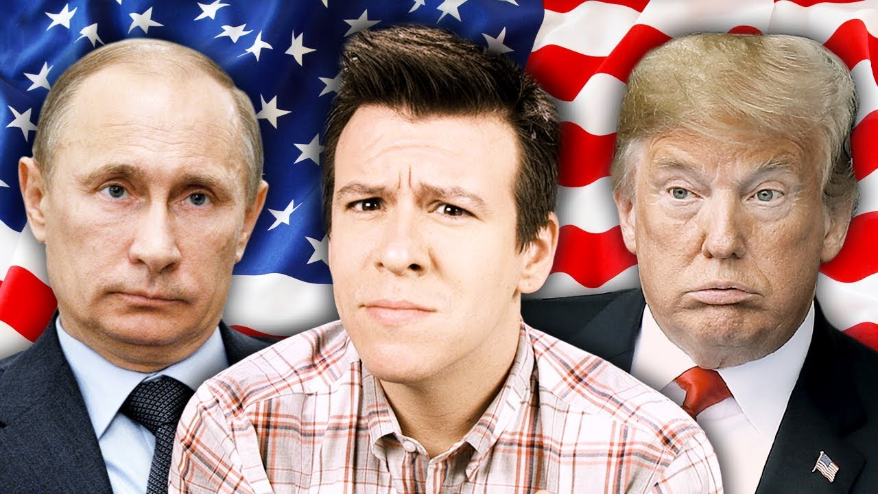 """The """"Disgusting"""" and """"Treasonous"""" Trump Putin Conference, Joe Walsh, Sacha Baron Cohen, & More"""