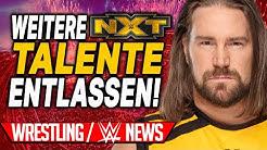 NXT Talente entlassen, Spezielles Money In The Bank Match geplant | Wrestling/WWE NEWS 48/2020
