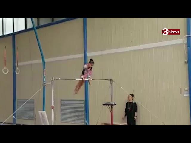 Ginnastica artistica. Serena Catania della Asd Marsala Gym Lab, è Vice Campionessa Italiana