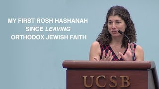 My First Rosh Hashanah Since Leaving Orthodox Jewish Faith