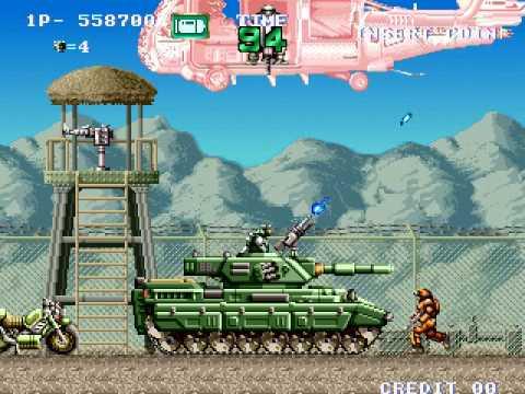 Arcade Longplay [421] Gun Force: Battle Fire Engulfed Terror Island
