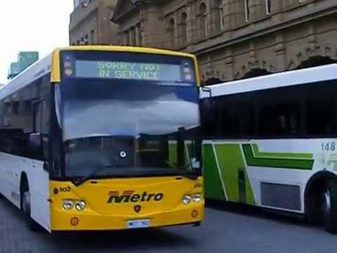 Metro Tasmania Scania K230UB Custom CB60 EvoII