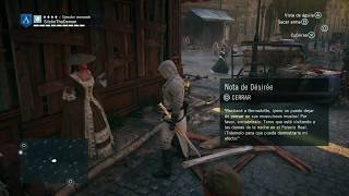 Assassins Creed Unity | Misiones Secundarias | Chicas sexis