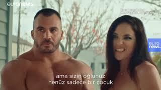 Yeni Zelanda hükümetinden kamu spotu  Pornoyla gerçeği... türk ifşa
