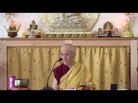 16 Engaging in the Bodhisattva's Deeds: Offering Our Bodies to All Sentient Beings 09-10-20