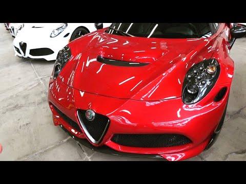 Is this the unborn Alfa Romeo 4C Quadrifoglio