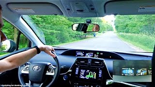 2016 Prius: 70+ MPG With Ease