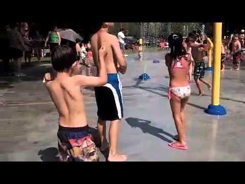Blue Lake Park - Splash Pad