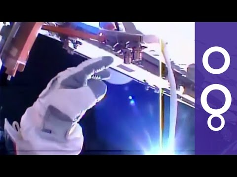 Space Station Astronauts to Take Surprise Spacewalk Tuesday to Replace Failed Computer Relay