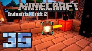 Minecraft [Industrial Craft 2] #35 Молекулярный преобразователь и создание иридия