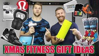 The BEST Fitness Christmas Gift Ideas!