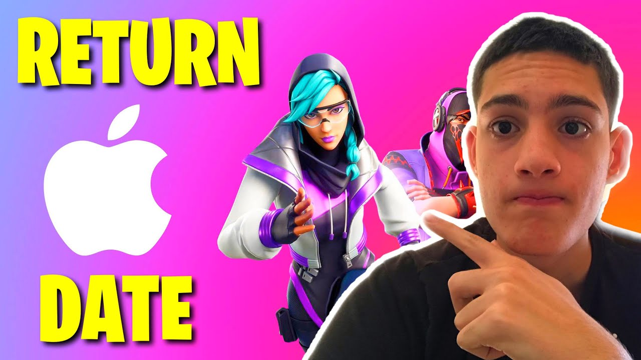 Fortnite RETURNING To IOS? Apple & Epic Games FINAL COURT
