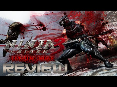 Ninja Gaiden 3 Razor S Edge Full Version Wii U Youtube