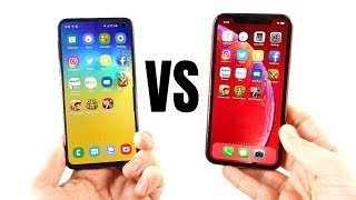Download Galaxy S10e vs iPhone XR Speed Test! Mp3 and Videos
