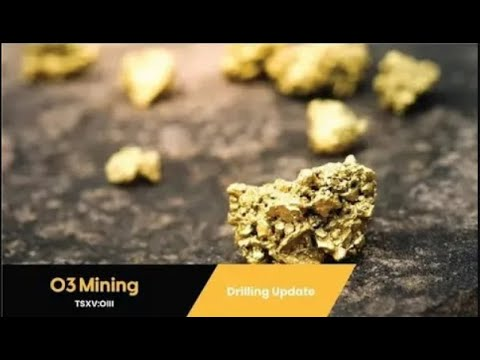 Infill Drilling at O3 Mining's Marban Project Intersects 5.7 g/t Gold Over 14.5 Metres
