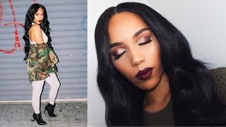 GRWM: Fall Makeup Tutorial 2017|| FENTY BEAUTY || Roc Castillo