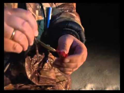 зимняя ловля налима для начинающих