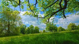 Leaves That Are Green - Simon & Garfunkel (lyrics)