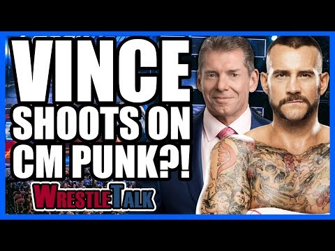 Vince McMahon SHOOTS On CM Punk?! | WWE Smackdown Live, Sept. 12, 2017 Review