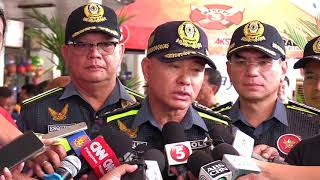 Albayalde: NCR police on full alert status this Holy Week