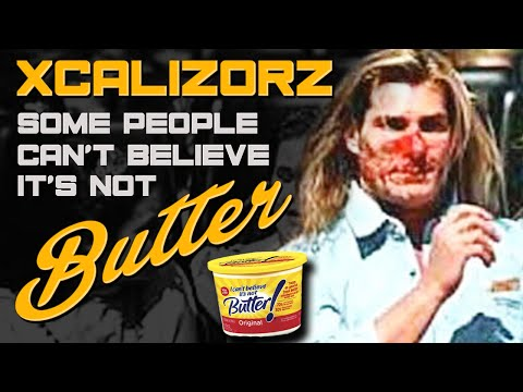 Some People Can't Believe It's Not Butter - PC Edition