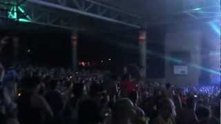 Eric Prydz @ Identity Festival MA 2012 - M83 Midnight City (Eric Prydz Very Private Mix) Live