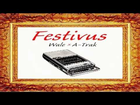 Wale - Keep it Moving (Freestyle) ft. Ab Soul & Magazeen (Festivus Mixtape) New 2014
