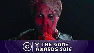 Death Stranding Trailer #2 - The Game Awards 2016