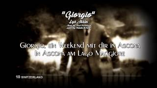 "10) SWITZERLAND ""Giorgio"" - Lys Assia (Lyrics) [Eurovision 1958]"