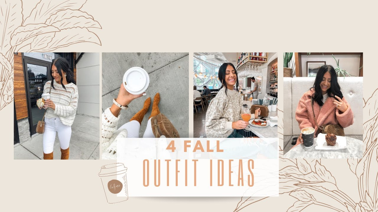 [VIDEO] - 4 Fall Outfit Ideas! 8