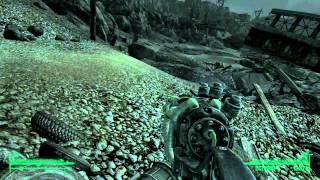 Поиграем в Fallout 3 48 - Логово когтей смерти