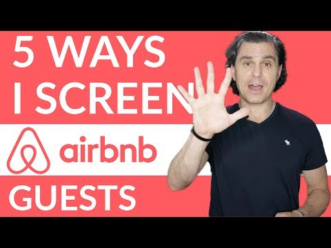 5 Ways To Prevent Airbnb Horror Stories!