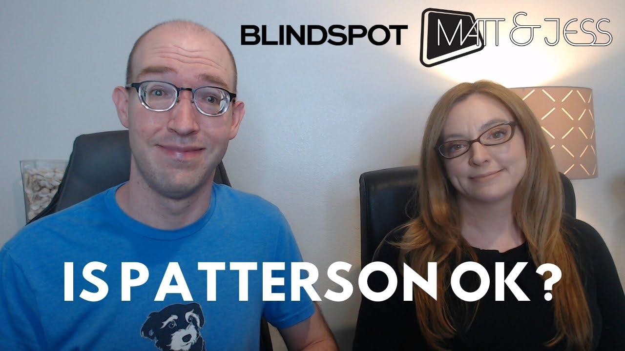 Download Blindspot season 5 episode 9 & 10 REACTION: Patterson's fate & Jane in danger (5x09, 5x10)