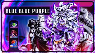 THE BEST STRIKE TEAM EVER! Android 21 / EX Buu & #14 Blue Purple Dragon Ball Legends Team