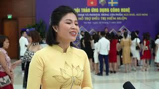 MC Hoàng Linh chia sẻ về bộ sản phẩm AGO DAD & AGO MOM