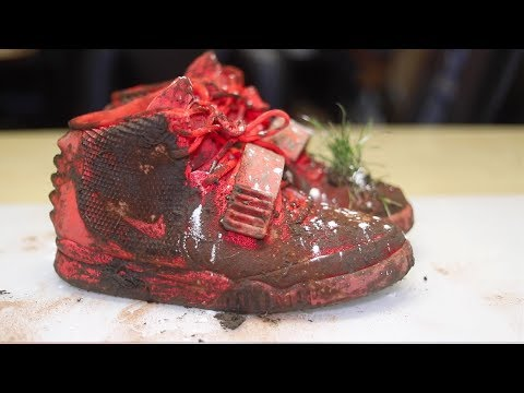 Devastated $7000 Red October  Yeezy 2 Returned Back To NEW!