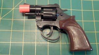 Faire un BB Canon d'un Pistolet à Bouchon+ de 200 FPS