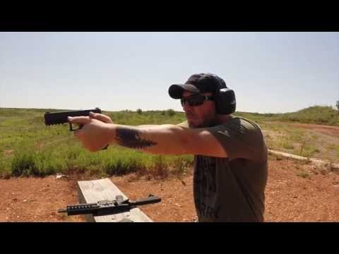 Firing the Diamondback FS Nine