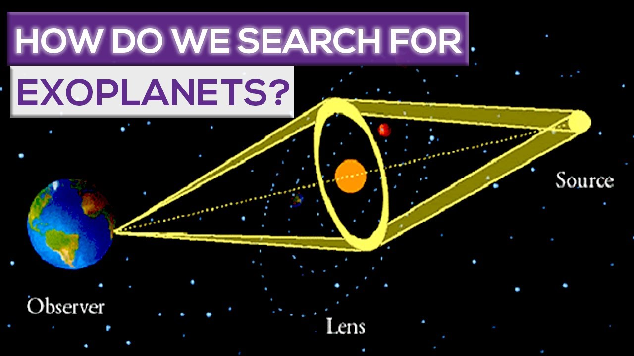 How Do We Search For Exoplanets?