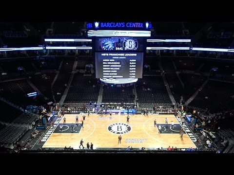 Barclays Center - Brooklyn Nets - 2016