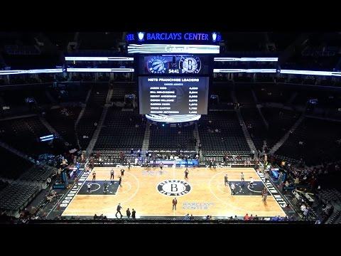Barclays Center - Brooklyn Nets - 2016