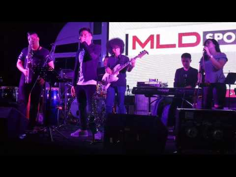 KISS ME QUICK - Nathan Skyes Cover Ubay with Blowing Up Project #PraEventLoenpiaJazz2016