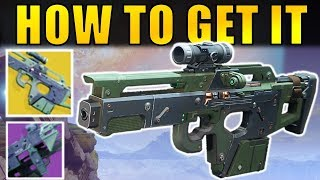 Destiny 2: How to Get the MIDA MULTI-TOOL Exotic Scout Rifle! Complete Quest Guide!