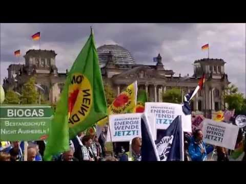 Energiewende-Demo in Berlin - 10. Mai 2014