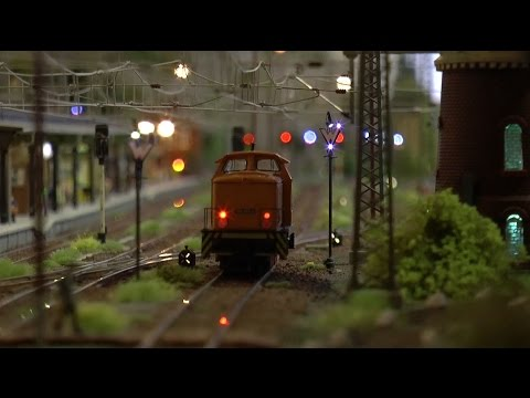 TT Eisenbahn Deutsche Reichsbahn - Rangieren BR 106